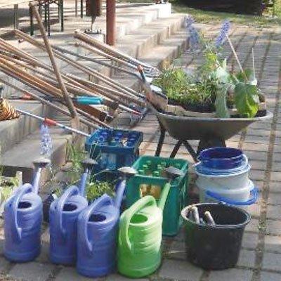 Familientag Naturgarten praktisch am 12. September 2020