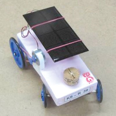 Solarautos bauen am 22. Juli 2020