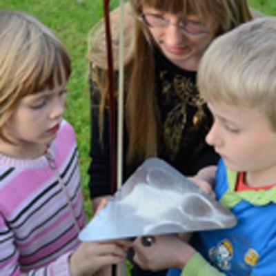 Workshop: Experimentieren mit Kindern von 5–8 Jahren am 17. September 2020